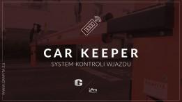 Kontrola Dostępu Carkeeper
