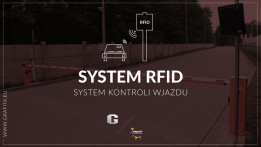 SYSTEM PARKINGOWY RFID